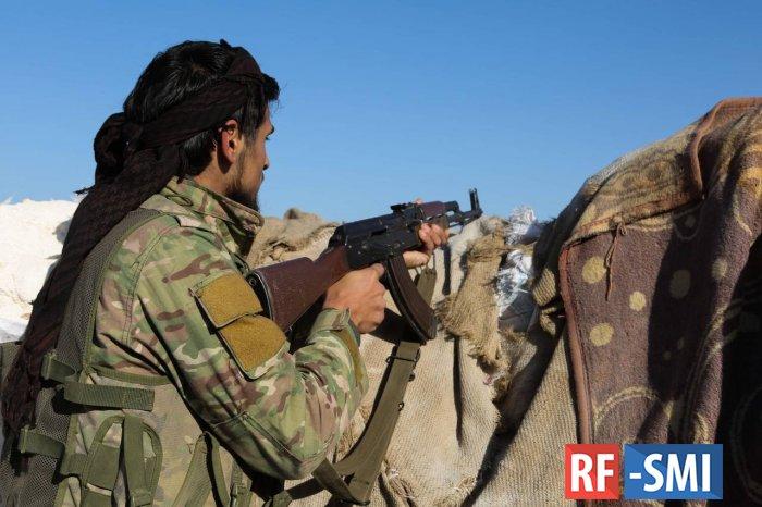Турция и США согласовали график вывода курдских сил из Манбиджа
