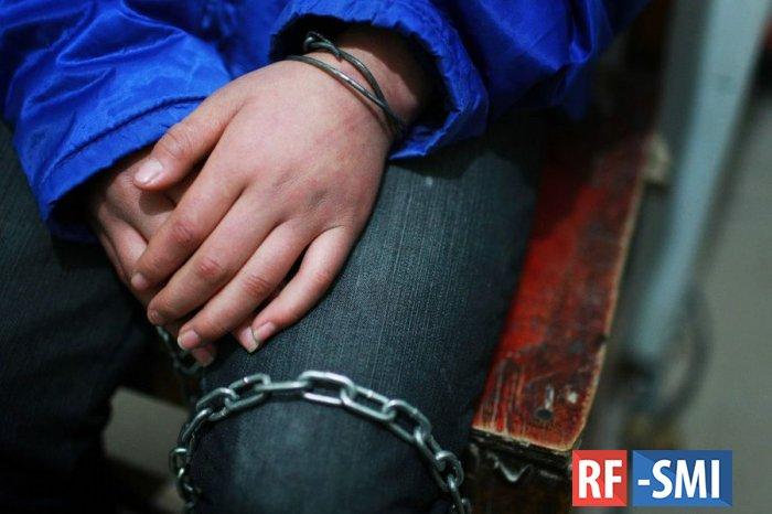 В Москве при захвате заложников был убит мужчина. Подозреваемый задержан