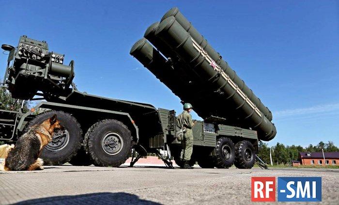 В Турции определились с местами дислокации ЗРС С-400 «Триумф».