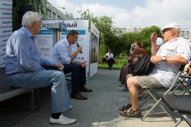 Школота Навального будет протестовать против пенсионной реформы