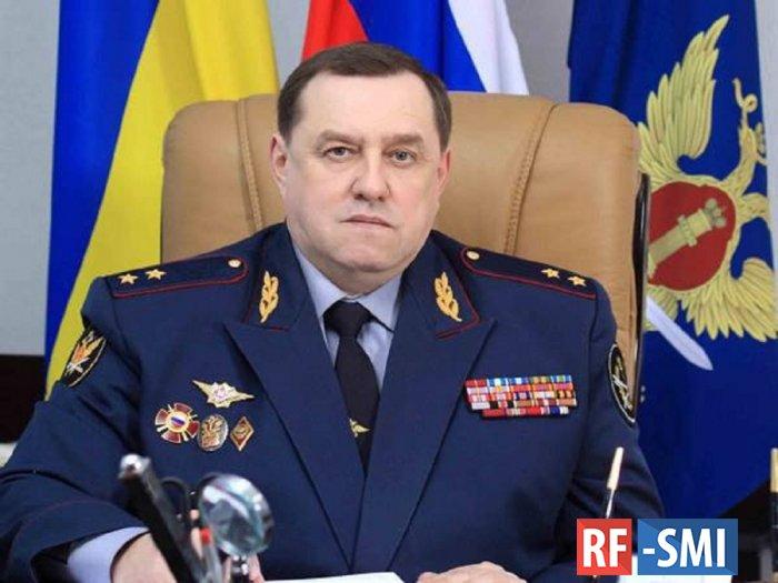 Бывший глава ФСИН Ростовской области пытался убить себя в СИЗО