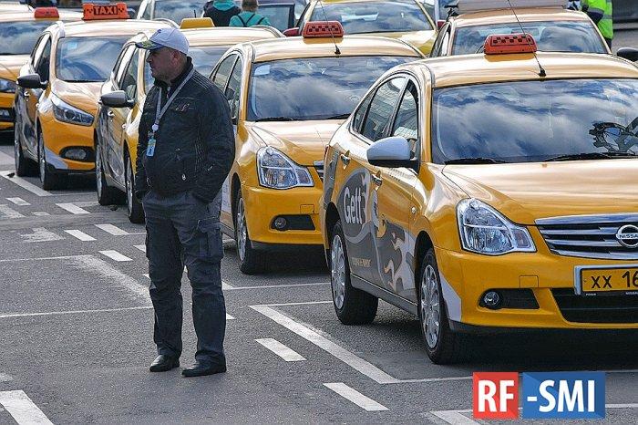 В СФ предложили принять законопроект Турчака о такси