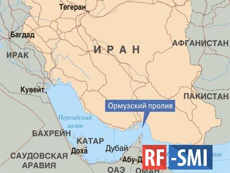 Иран начал транспортировку первой партии нефти по стратегическому трубопроводу Горе – Джаск