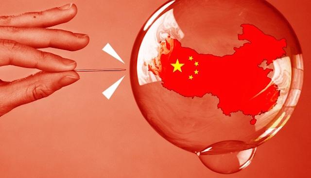 """Китайский миллиардер предупредил о двух """"бомбах"""" в экономике страны"""
