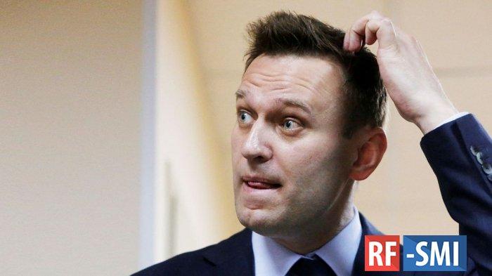 «Штопанный презерватив» Навальный высмеял действия силовиков