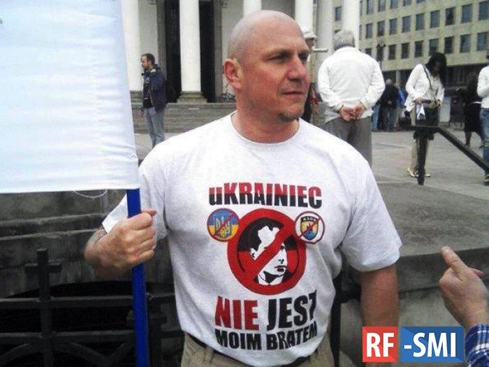 Поляки напомнили украинским дипломатам о Волынской резне 1943 года