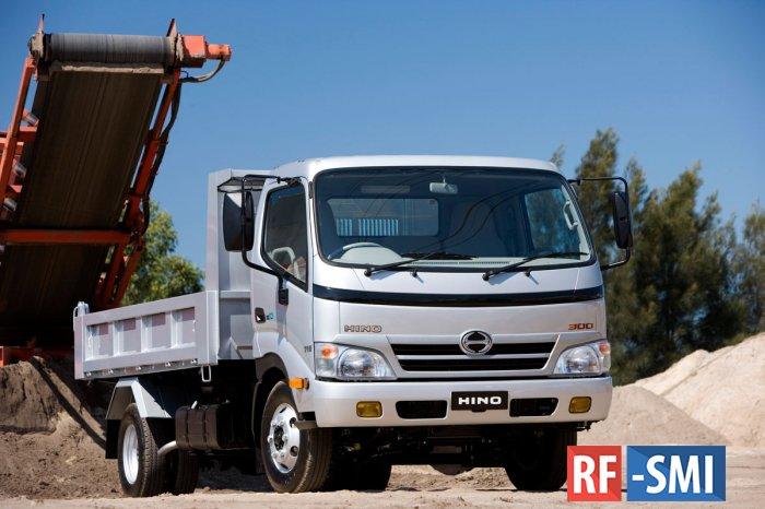 Японская  Hino в августе начнет строительство завода в Подмосковье