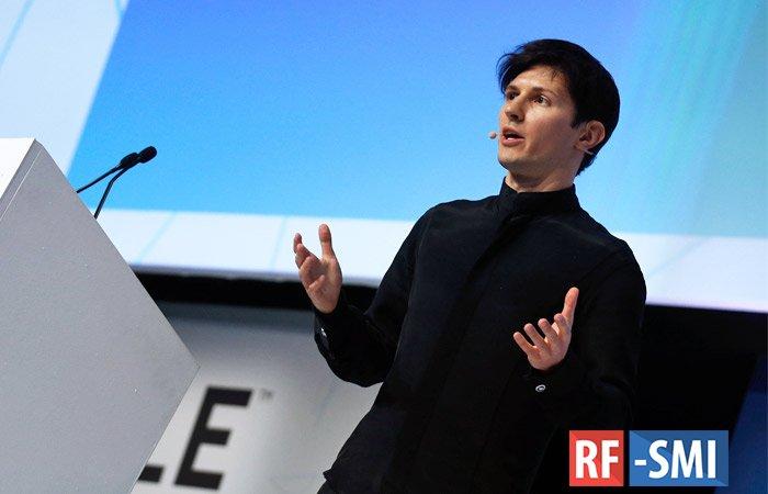 Основатель Telegram Павел Дуров возглавил российский список Forbes