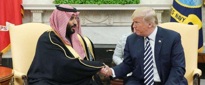 США отказались поддержать Канаду  в их конфликте с саудитами