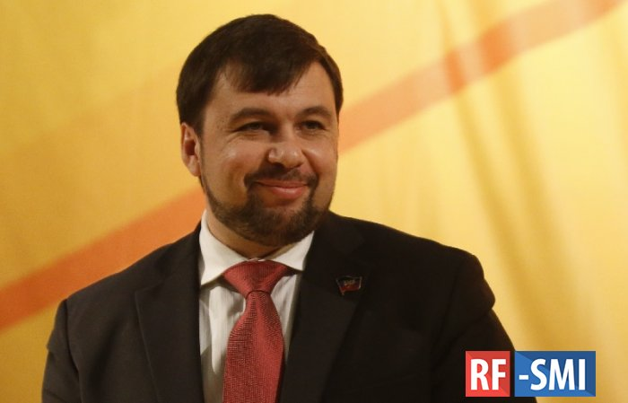 Пушилин резко ответил на планы Украины по депортации населения Донбасса