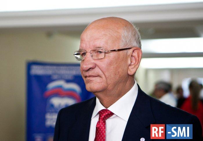 Губернатор Оренбургской обл. Юрий Берг напишет заявление об отставке?