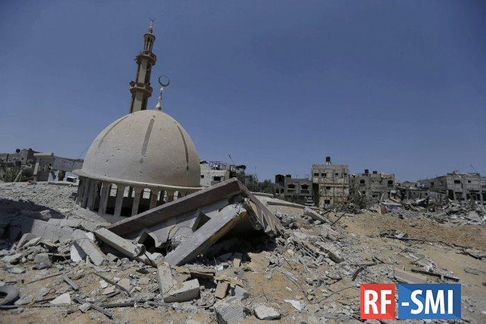 США нанесли удар по сирийской мечети во время пятничной молитвы