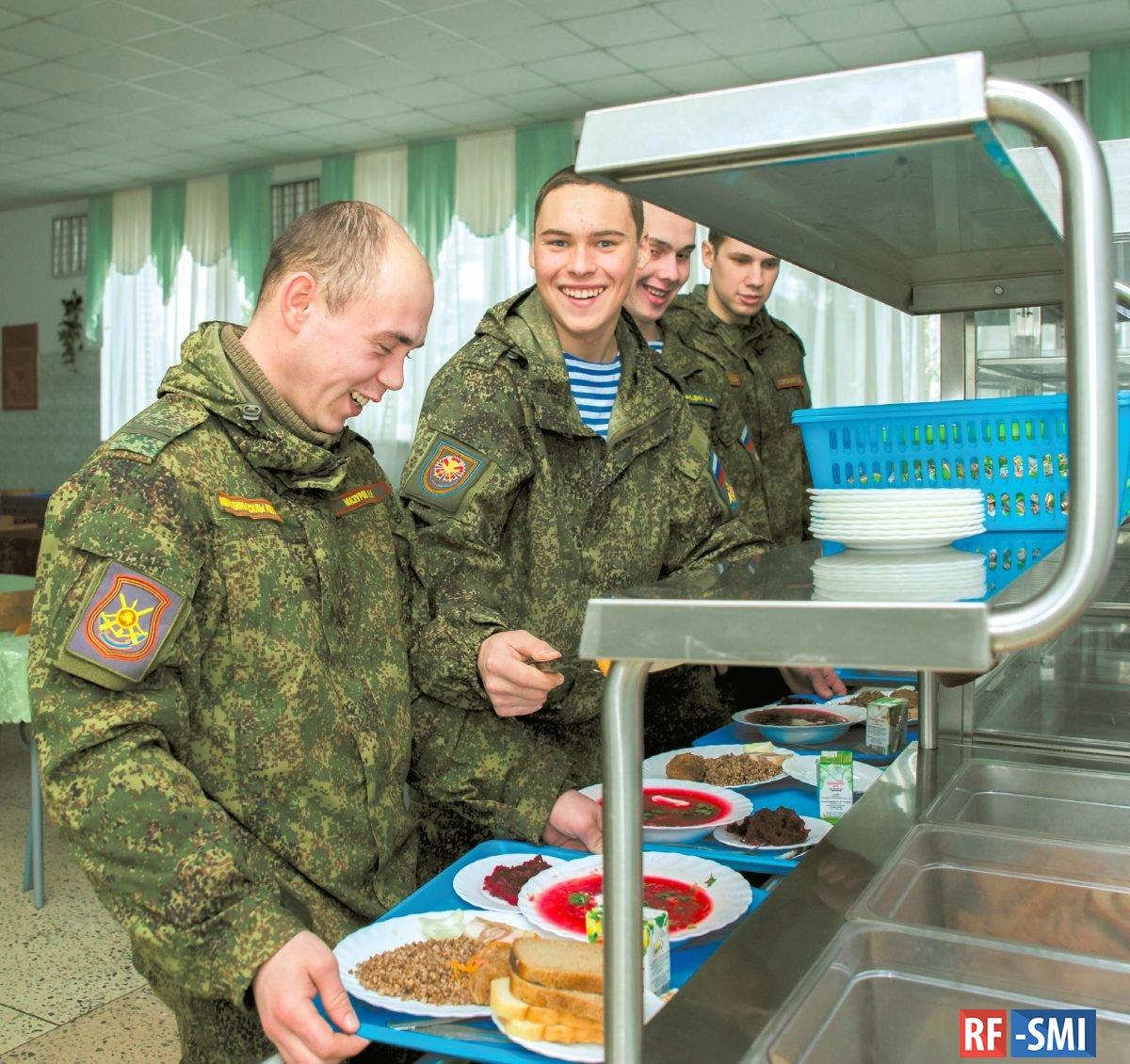 Лук, чеснок и тренировки – российские солдаты переходят на зимний режим
