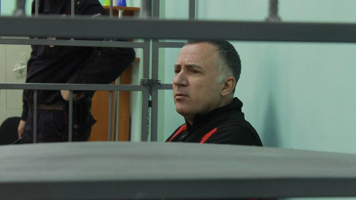 Суд приговорил полковника МВД Кашева к девяти годам строгого режима