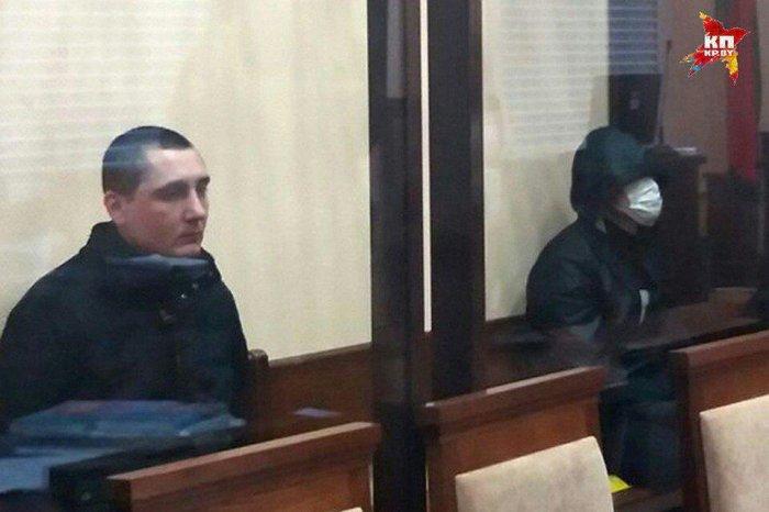 Сегодня в Белоруссии расстреляли двух черных риэлторов