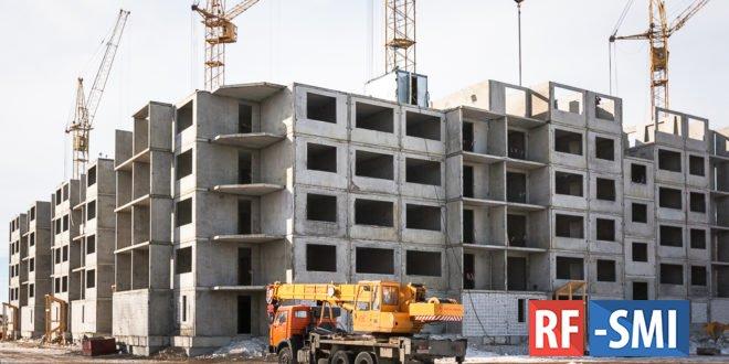 Дефицит мигрантов может привести к срыву сдачи жилья в России