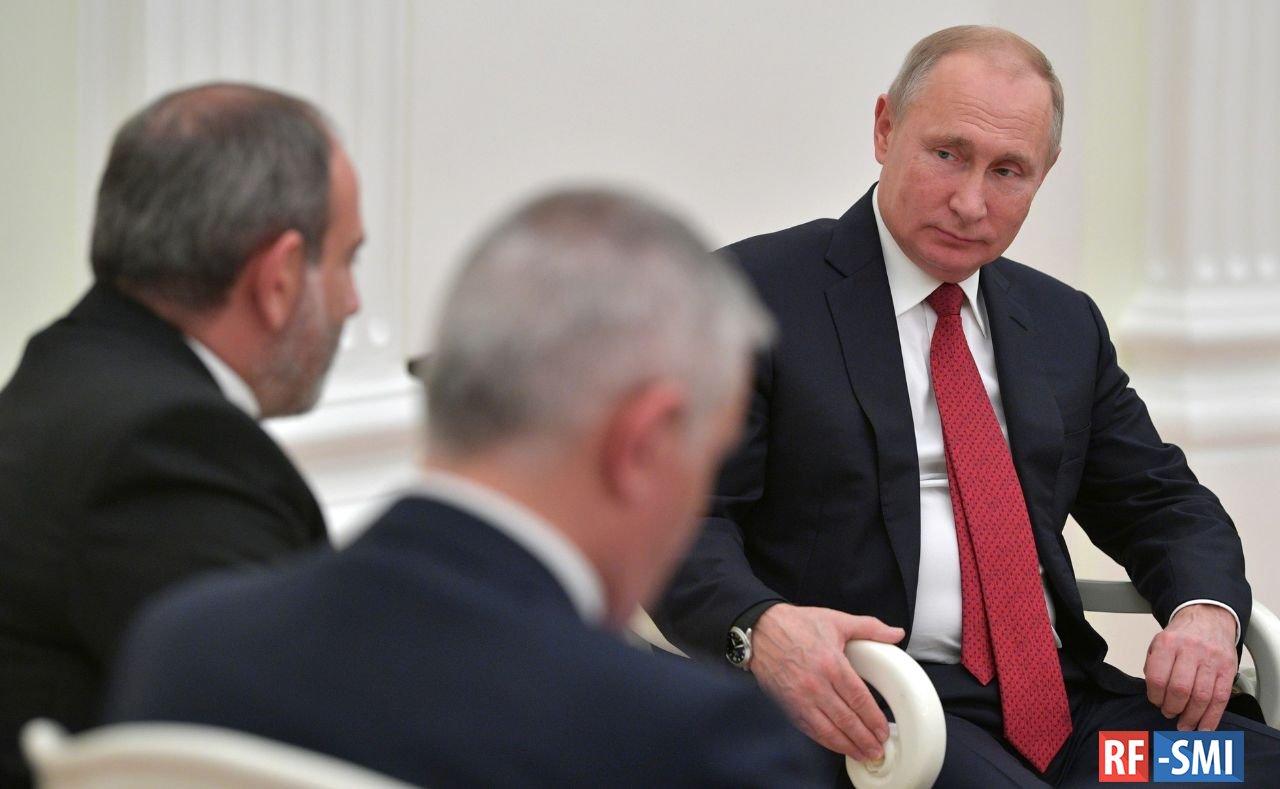 Какие перспективы цены российского газа для Армении
