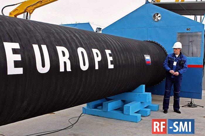 """Граждане Германии уверенно высказались за """"Северный поток-2"""""""