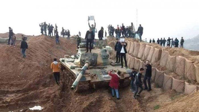 Курды захватили турецкую военную базу на севере Ирака