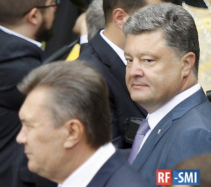 Виктор Янукович поздравил Зеленского с победой на выборах