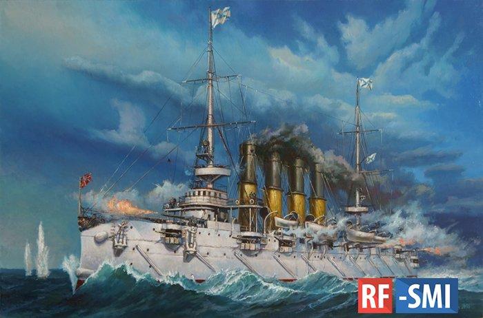 9 февраля 1904 года состоялся исторический бой крейсера «Варяг»