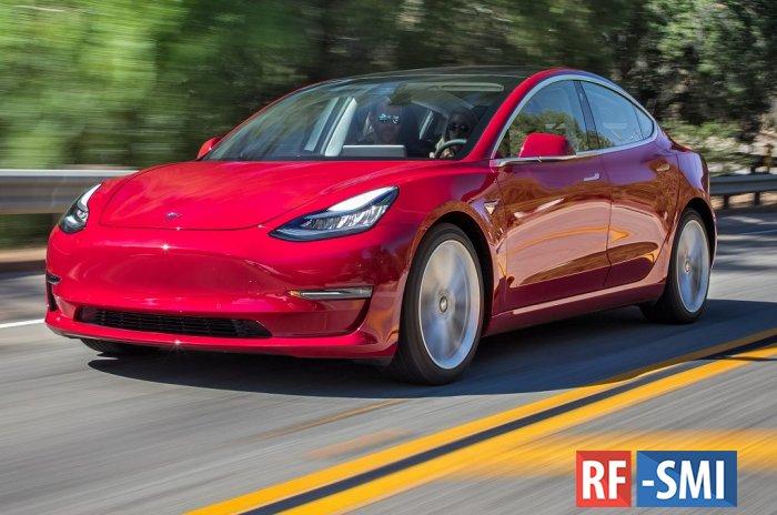 Компания Tesla удивила прибылью вопреки прогнозам