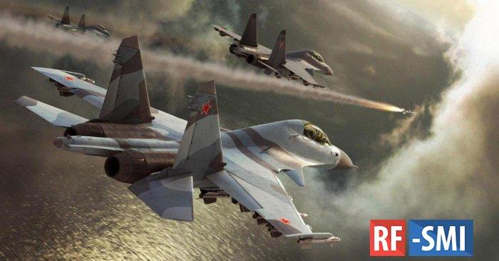 Оценка шансов ВКС России в глобальном противостоянии силам НАТО