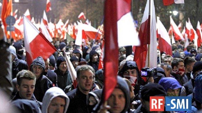 Новые местечковые обиды польских политиков