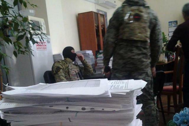 Сегодня утро началось с обысков в Администрации Дербентского р-на Дагестана