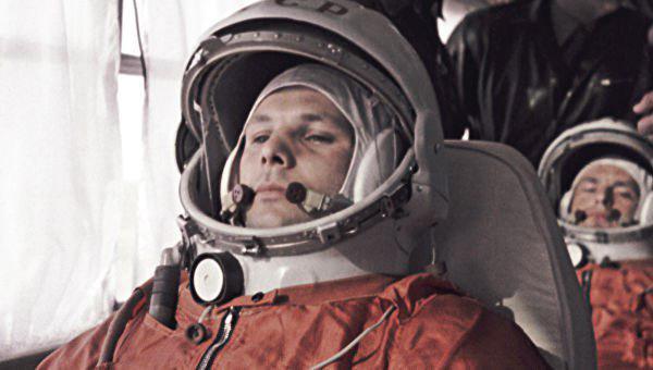 В 1961 году в СССР совершен первый полет человека в космос