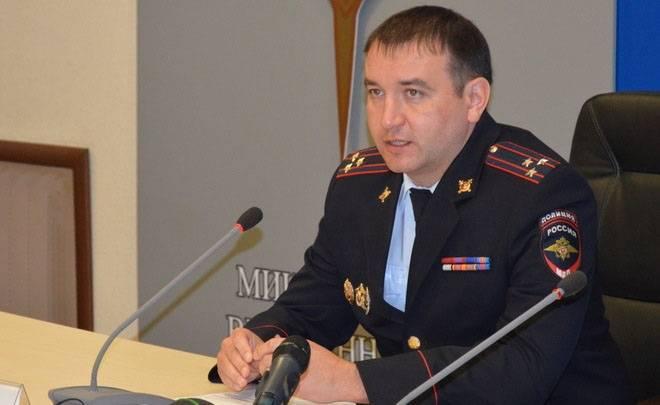 Сотрудники ФСБ задержали полковника МВД Татарстана, вымогавшего взятку