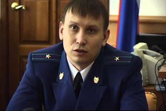 Арестован бывший заместитель прокурора Нижегородского области