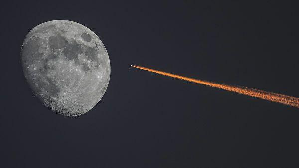В Китае рассказали о планах совместного с Россией изучения Луны