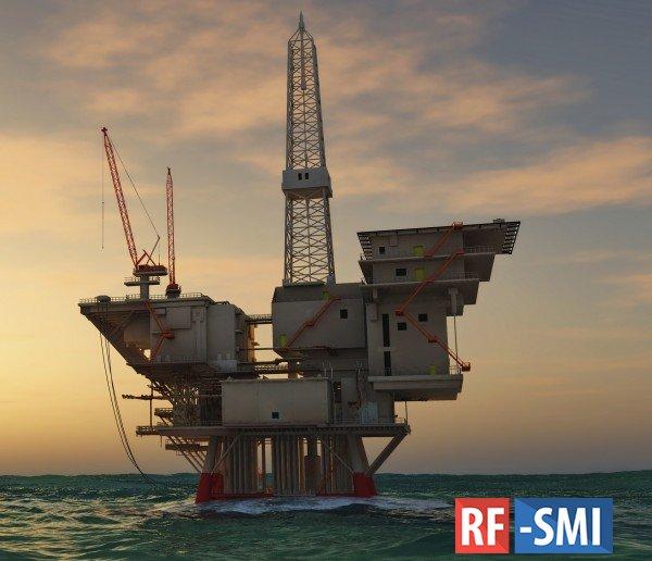 С добычей нефти на шельфе в США возникли проблемы