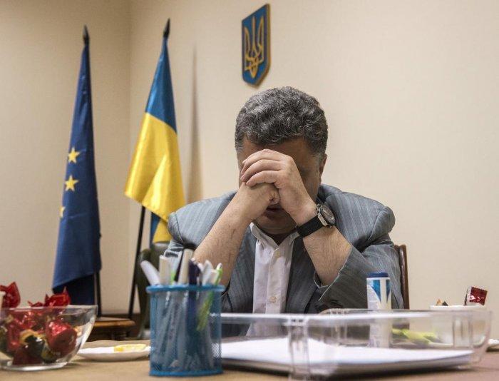 Последняя битва Петра Порошенко. Один против всех.....