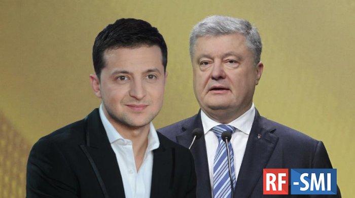 Из Украины прислали новые рейтинги по выборам Президента страны