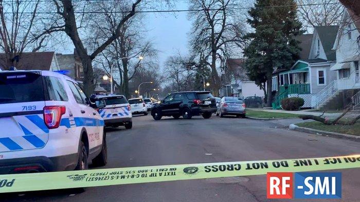 В США шесть человек пострадали в результате стрельбы