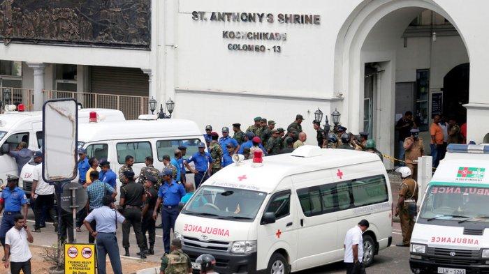 Число погибших при терактах на Шри-Ланке достигло 160