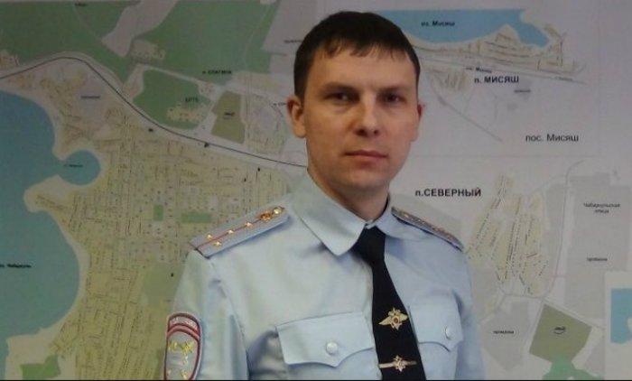 Начальник городской ГИБДД в Челябинской области пьяным попал в аварию