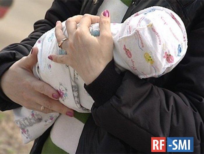 Жительница Ингушетии пыталась продать новорожденного малыша