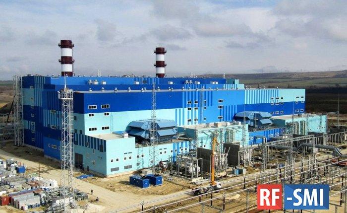 Крымскую энергосистему временно отрубили от России
