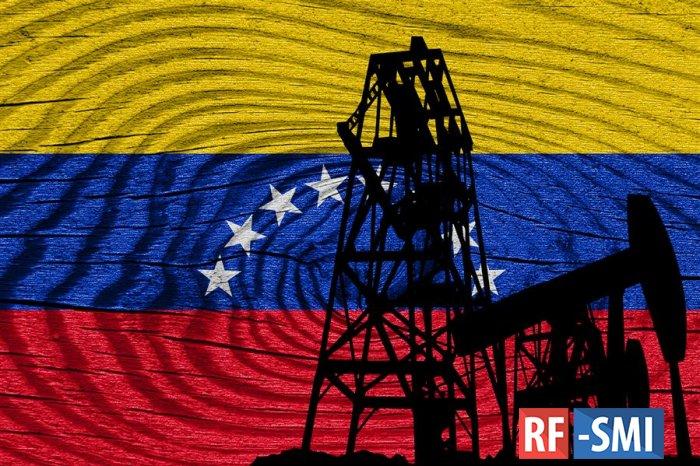 США за неделю нарастили закупки нефти из Венесуэлы в 2,7 раза