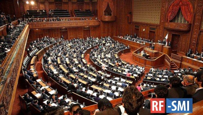 Две оппозиционные партии Японии решили объединиться