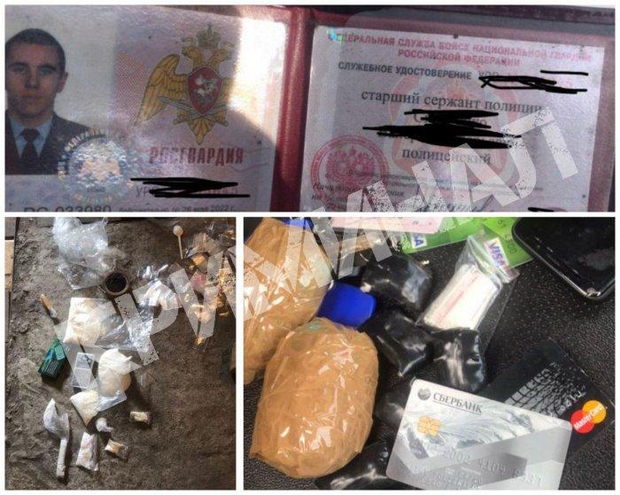 В Челябинске задержаны трое сотрудников  Росгвардии за незаконный сбыт наркотиков