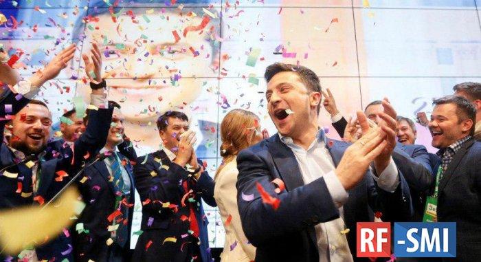 Из Зеленского будут делать символ новой политической эпохи
