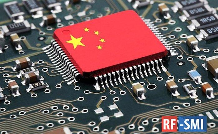 Китай вводит льготы по налогам для разработчиков микросхем и ПО