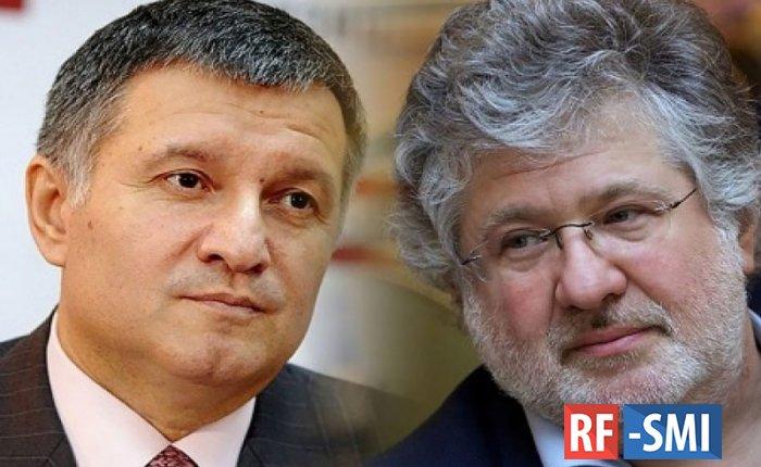 В Президенты Владимира Зеленского привели Аваков и Коломойский?