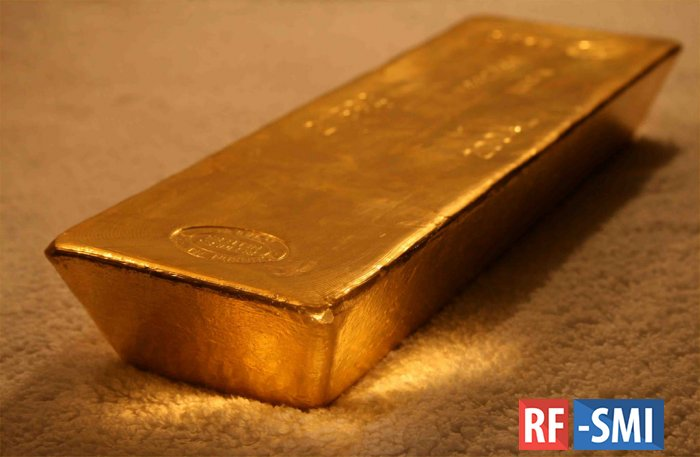 Рост резервов желтого металла — сигнал, что глобальная экономика в шаге от обвала