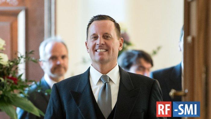 Посол США в Германии возмутился политикой Европы в отношении России