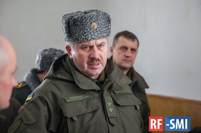 На Украине задержан экс-командующий Нацгвардией  Юрий Аллеров